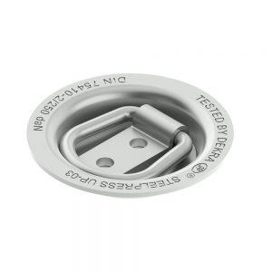 טבעת קשירה שקועה עגולה SPP