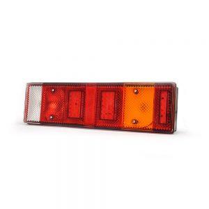 פנס 7 תאים LED  ימין
